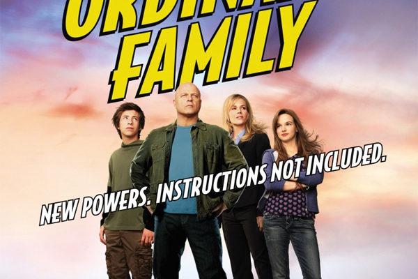 Serie TV No Ordinary Family immagine di copertina
