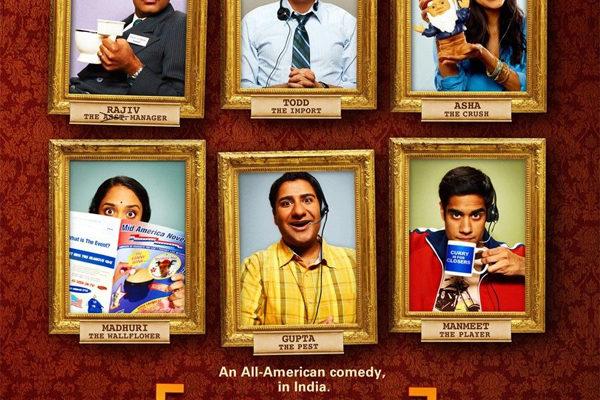 Serie TV Outsourced immagine di copertina
