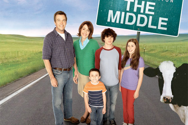 Serie TV The Middle immagine di copertina
