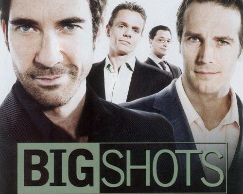 Serie TV Big Shots immagine di copertina