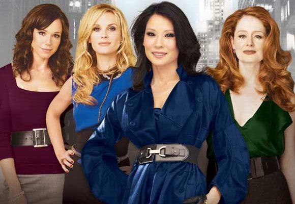 Serie TV Cashmere Mafia immagine di copertina