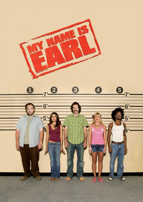 Serie TV My Name Is Earl immagine di copertina