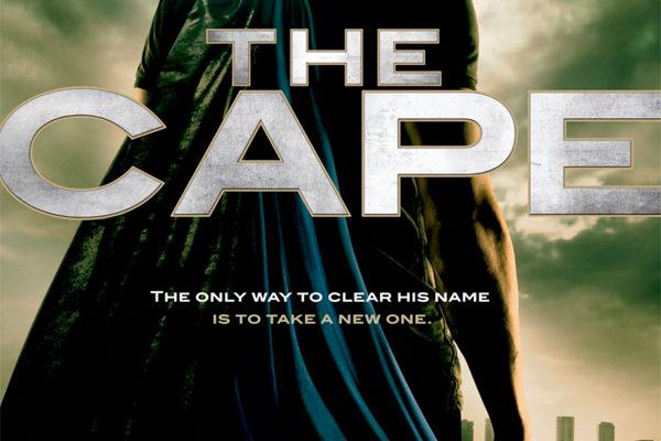 Serie TV The Cape immagine di copertina