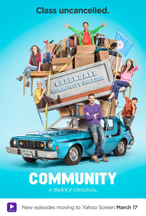 Serie TV Community immagine di copertina