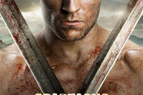 Serie TV Spartacus immagine di copertina
