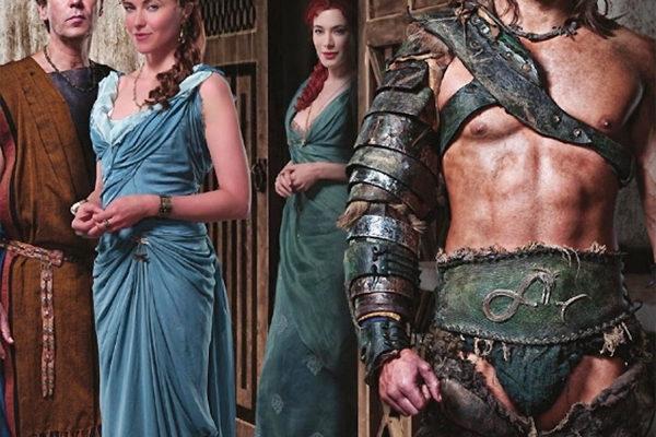 Serie TV Spartacus: Gli dei dell'arena immagine di copertina