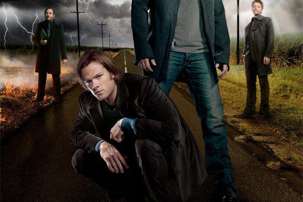 Serie TV Supernatural immagine di copertina