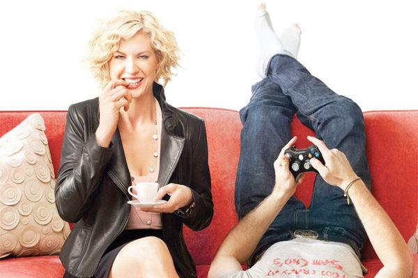 Serie TV Incinta per caso immagine di copertina