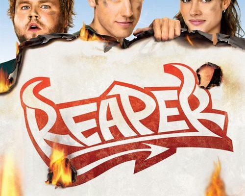 Serie TV Reaper immagine di copertina