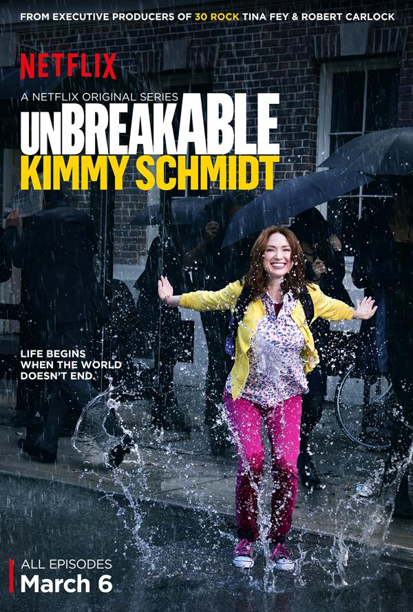 Serie TV Unbreakable Kimmy Schmidt immagine di copertina