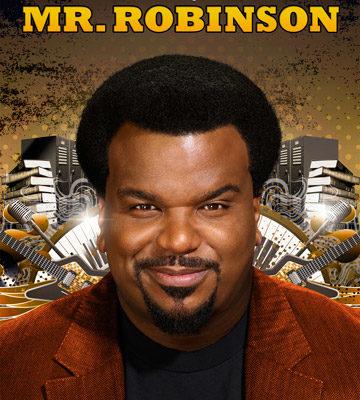 Serie TV Mr. Robinson immagine di copertina