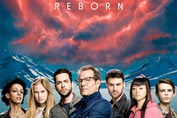 Serie TV Heroes Reborn immagine di copertina