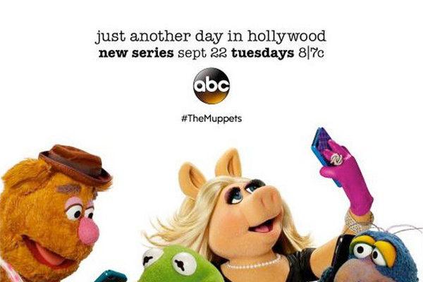 Serie TV I Muppet immagine di copertina