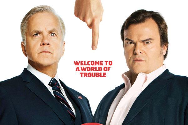 Serie TV The Brink immagine di copertina