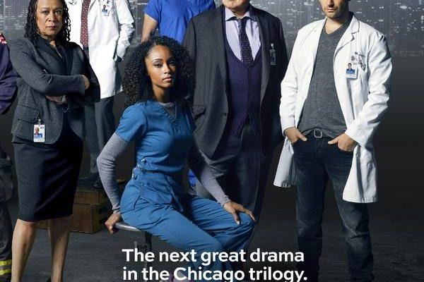 Serie TV Chicago Med immagine di copertina