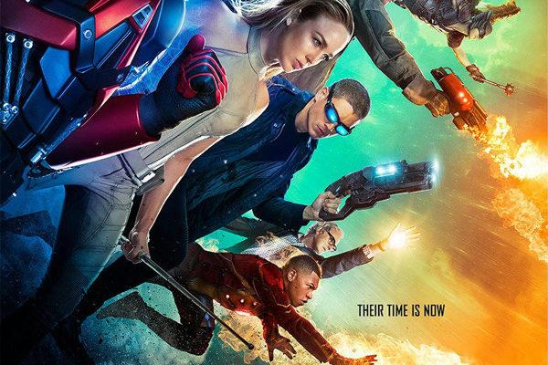 Serie TV DC's Legends of Tomorrow immagine di copertina