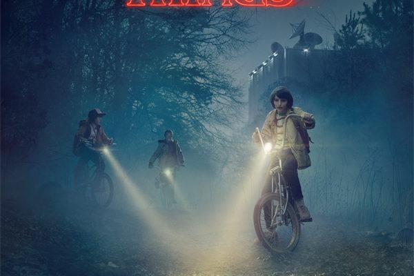 Serie TV Stranger Things immagine di copertina
