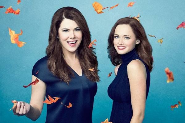 Serie TV Una mamma per amica: Di nuovo insieme immagine di copertina