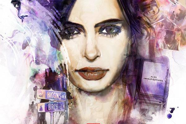 Serie TV Jessica Jones immagine di copertina