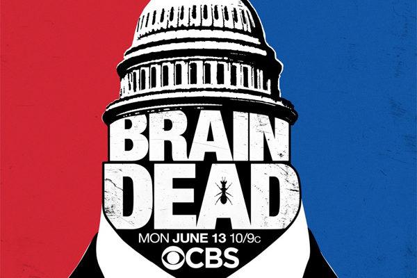 Serie TV BrainDead immagine di copertina