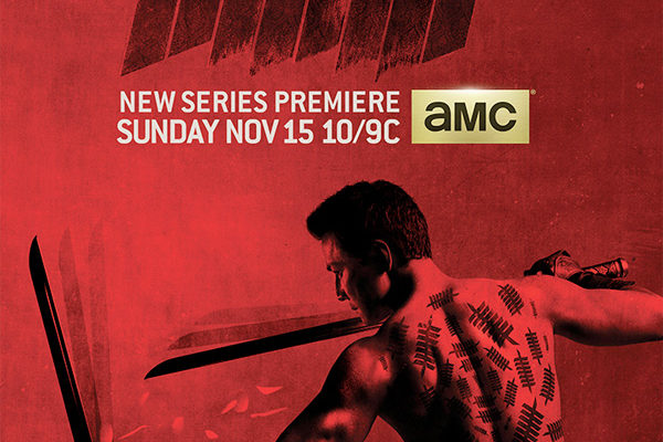Serie TV Into the Badlands immagine di copertina