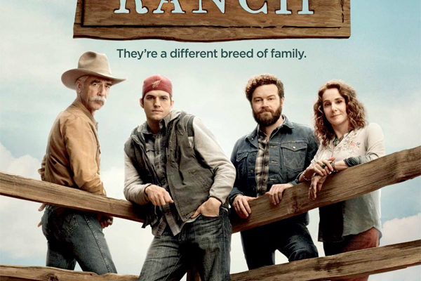 Serie TV The Ranch immagine di copertina