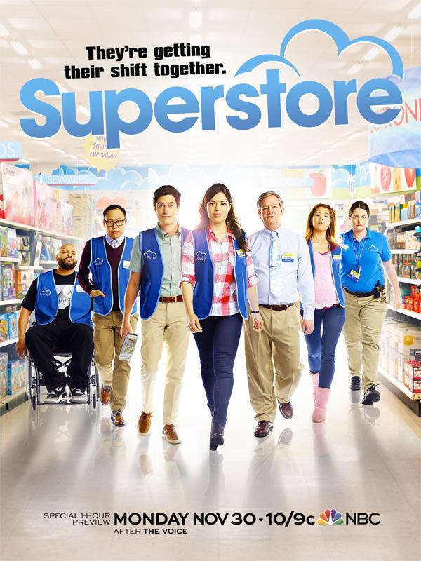 Serie TV Superstore immagine di copertina