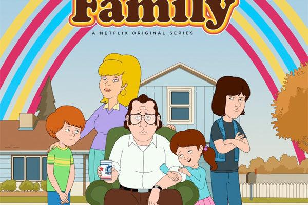 Serie TV F is for Family immagine di copertina