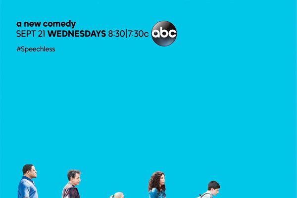 Serie TV Speechless immagine di copertina