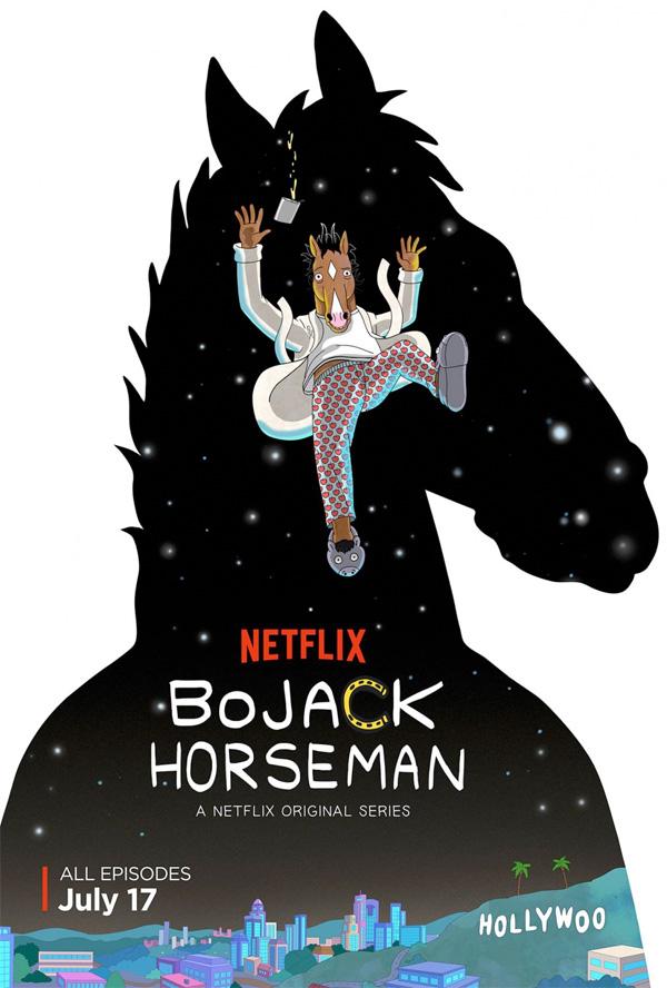 Serie TV BoJack Horseman immagine di copertina