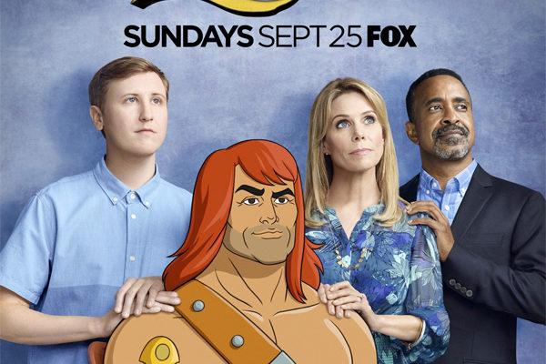 Serie TV Son of Zorn immagine di copertina