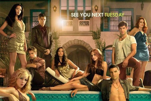 Serie TV Melrose Place immagine di copertina
