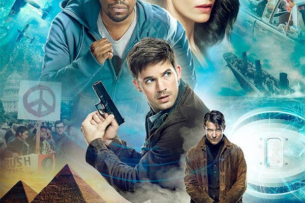 Serie TV Timeless immagine di copertina