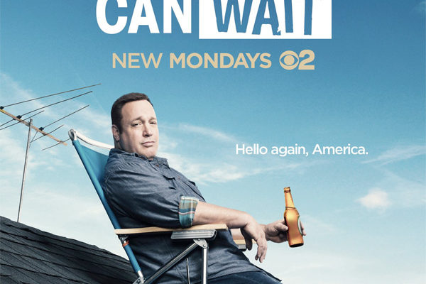 Serie TV Kevin Can Wait immagine di copertina