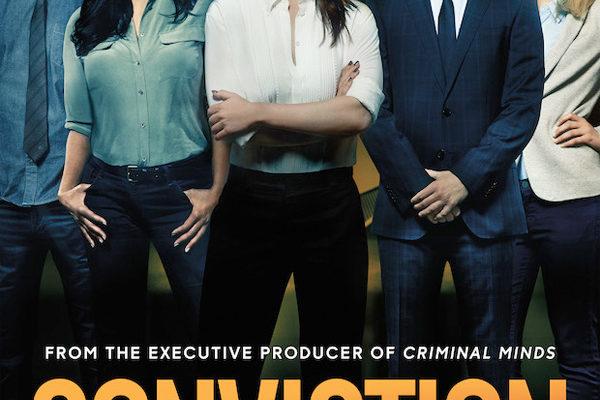 Serie TV Conviction immagine di copertina
