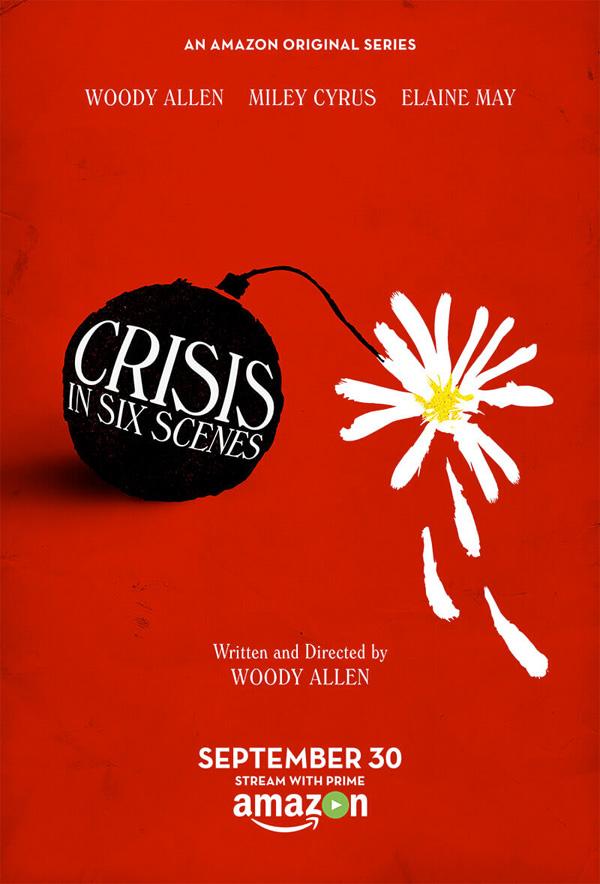 Serie TV Crisis in Six Scenes immagine di copertina