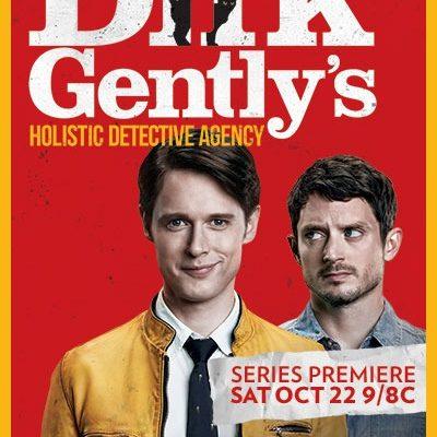 Serie TV Dirk Gently: Agenzia di investigazione olistica immagine di copertina