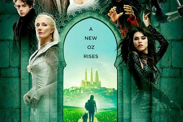 Serie TV Emerald City immagine di copertina