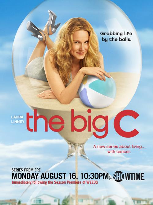 Serie TV The Big C immagine di copertina