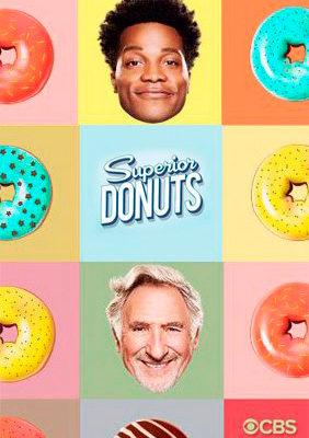 Serie TV Superior Donuts immagine di copertina