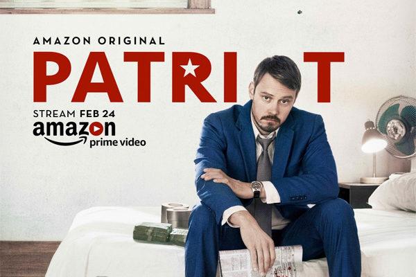 Serie TV Patriot immagine di copertina