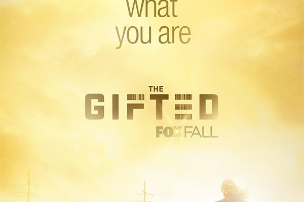 Serie TV The Gifted immagine di copertina