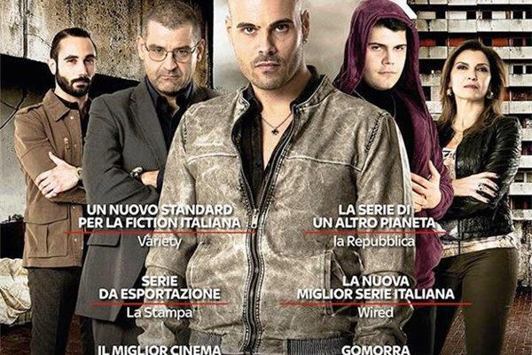 Serie TV Gomorra: La serie immagine di copertina