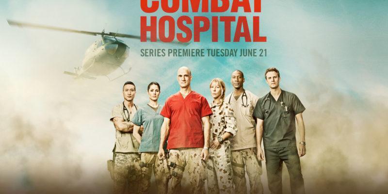 Serie TV Combat Hospital immagine di copertina