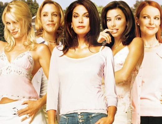 Serie TV Desperate Housewives immagine di copertina