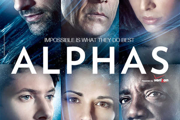 Serie TV Alphas immagine di copertina