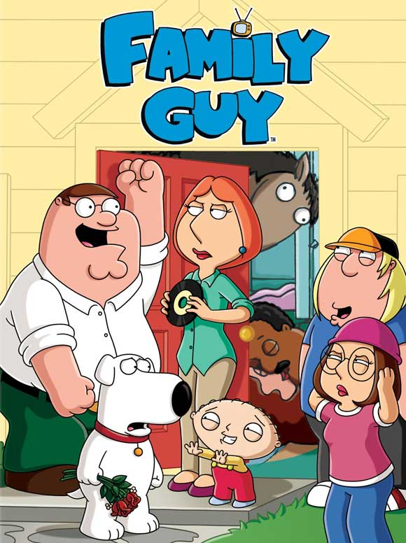 Serie TV I Griffin immagine di copertina