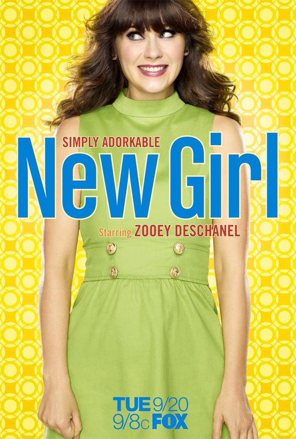 Serie TV New Girl immagine di copertina
