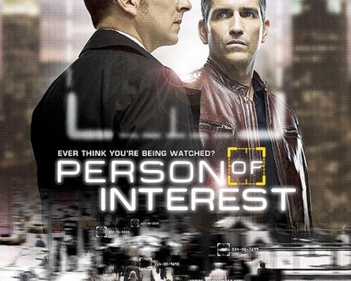 Serie TV Person of Interest immagine di copertina