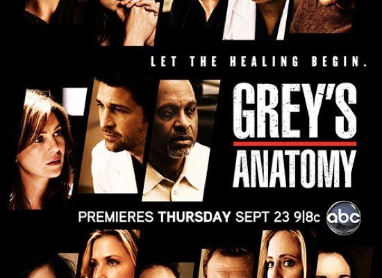 Serie TV Grey's Anatomy immagine di copertina